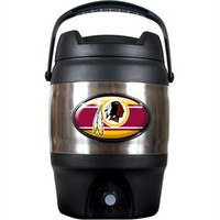 Washington Redskins 3 Gallon Beverage Dispenser