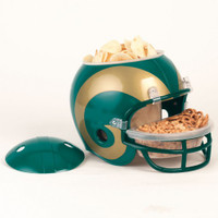 Colorado State Rams Snack Helmet