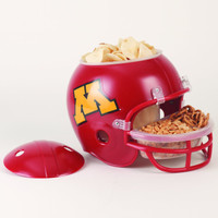 Minnesota Golden Gophers Snack Helmet