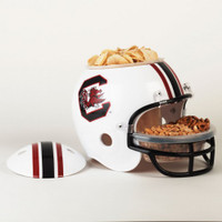 South Carolina Gamecocks Snack Helmet