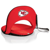 Kansas City Chiefs Reclining Stadium Seat Cushion