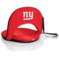 New York Giants Reclining Stadium Seat Cushion