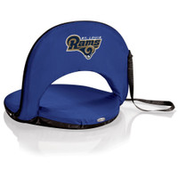 Los Angeles Rams Reclining Stadium Seat Cushion