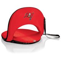 Tampa Bay Buccaneers Reclining Stadium Seat Cushion