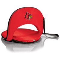 Louisville Cardinals Reclining Stadium Seat Cushion
