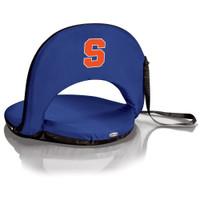 Syracuse Orange Reclining Stadium Seat Cushion