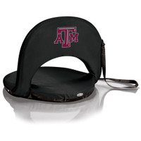 Texas A&M Aggies Reclining Stadium Seat Cushion