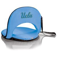 UCLA Bruins Reclining Stadium Seat Cushion