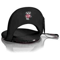 Wisconsin Badgers Reclining Stadium Seat Cushion