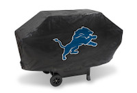 Detroit Lions Deluxe Barbecue Grill Cover