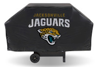 Jacksonville Jaguars Deluxe Barbecue Grill Cover