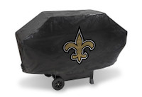 New Orleans Saints Deluxe Barbecue Grill Cover