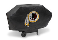 Washington Redskins Deluxe Barbecue Grill Cover