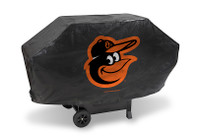 Baltimore Orioles Deluxe Barbecue Grill Cover