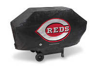 Cincinnati Reds Deluxe Barbecue Grill Cover