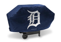 Detroit Tigers Deluxe Barbecue Grill Cover