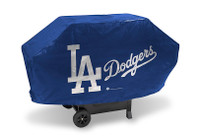 Los Angeles Dodgers Deluxe Barbecue Grill Cover