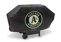 Oakland Athletics Deluxe Barbecue Grill Cover