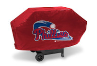Philadelphia Phillies Deluxe Barbecue Grill Cover
