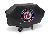Washington Nationals Deluxe Barbecue Grill Cover