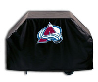 Colorado Avalanche Deluxe Barbecue Grill Cover