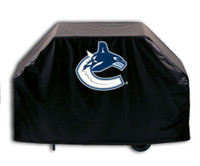 Vancouver Canucks Deluxe Barbecue Grill Cover
