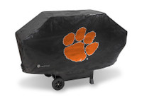 Clemson Tigers Deluxe Barbecue Grill Cover