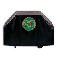 Colorado State Rams Deluxe Barbecue Grill Cover