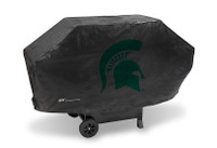 Michigan State Spartans Deluxe Barbecue Grill Cover