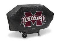 Mississippi State Bulldogs Deluxe Barbecue Grill Cover