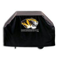 Missouri Tigers Deluxe Barbecue Grill Cover
