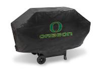 Oregon Ducks Deluxe Barbecue Grill Cover