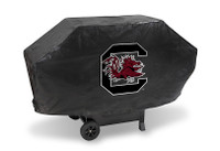 South Carolina Gamecocks Deluxe Barbecue Grill Cover