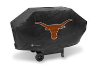 Texas Longhorns Deluxe Barbecue Grill Cover