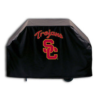 USC Trojans Deluxe Barbecue Grill Cover