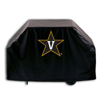Vanderbilt Commodores Deluxe Barbecue Grill Cover