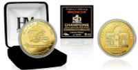 ***Denver Broncos Super Bowl 50 Champions Gold Coin LE