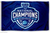 Villanova Wildcats 2016 Men's NCAA National Basketball Champions 3' x 5' Team Flag