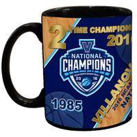 Villanova Wildcats 15oz. 2016 NCAA Men's Basketball National Champions Mug