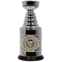 Pittsburgh Penguins 2016 NHL Stanley Cup Champions Replica Trophy