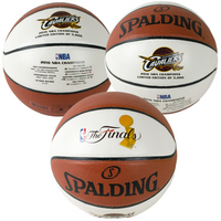 Cleveland Cavaliers 2016 NBA Champions Spalding Leather Basketball LE 5000