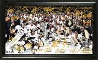 Pittsburgh Penguins 2016 Stanley Cup Champions Signature Rink LE 5000
