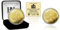 NFL Super Bowl 50 24k Gold Coin LE