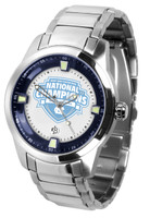 North Carolina Tar Heels 2017 NCAA National Basketball Champions Titan Steele Watch