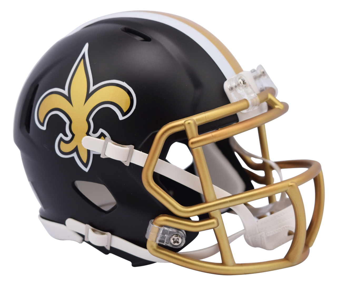 New Orleans Saints NFL Blaze Revolution Speed Riddell Mini Football Helmet  sc 1 st  Sports Fanatics USA & New Orleans Saints islam-shia.org