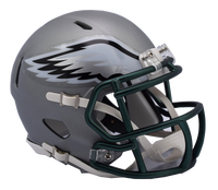 Philadelphia Eagles NFL Blaze Revolution Speed Riddell Mini Football Helmet