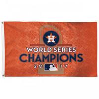 Houston Astros 2017 World Series Champions 3' x 5' Flag