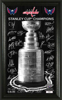 Washington Capitals 2018 NHL Stanley Cup Championship Signature Trophy LE 5,000