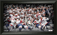 Washington Capitals 2018 NHL Stanley Cup Champions Signature Rink LE 1,000