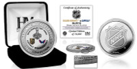 Washington Capitals 2018 NHL Stanley Cup Champions Final Silver Color Victory Coin LE 10,000